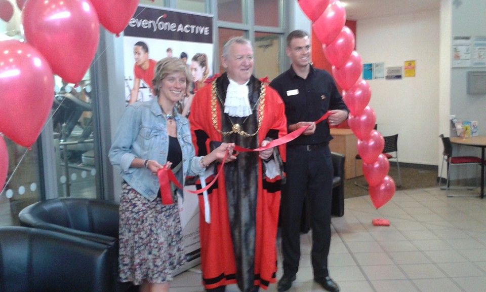 Horfield Leisure Centre Re-opens