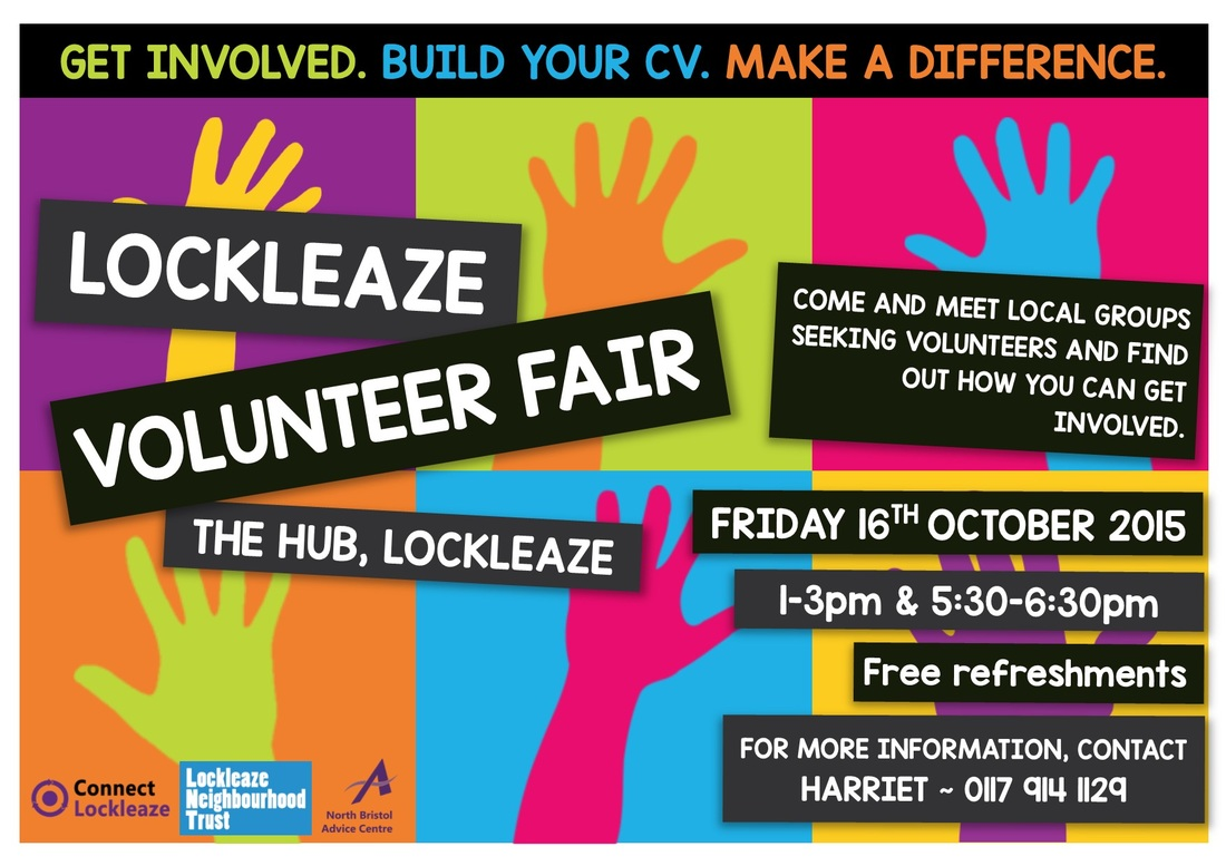 Lockleaze Hub to host Volunteering Fair