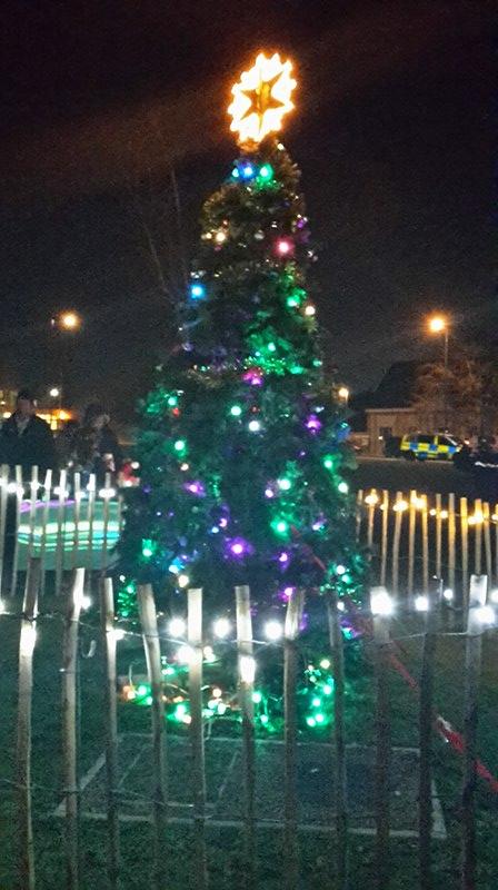 The Story of Lockleaze's Christmas Tree 2016