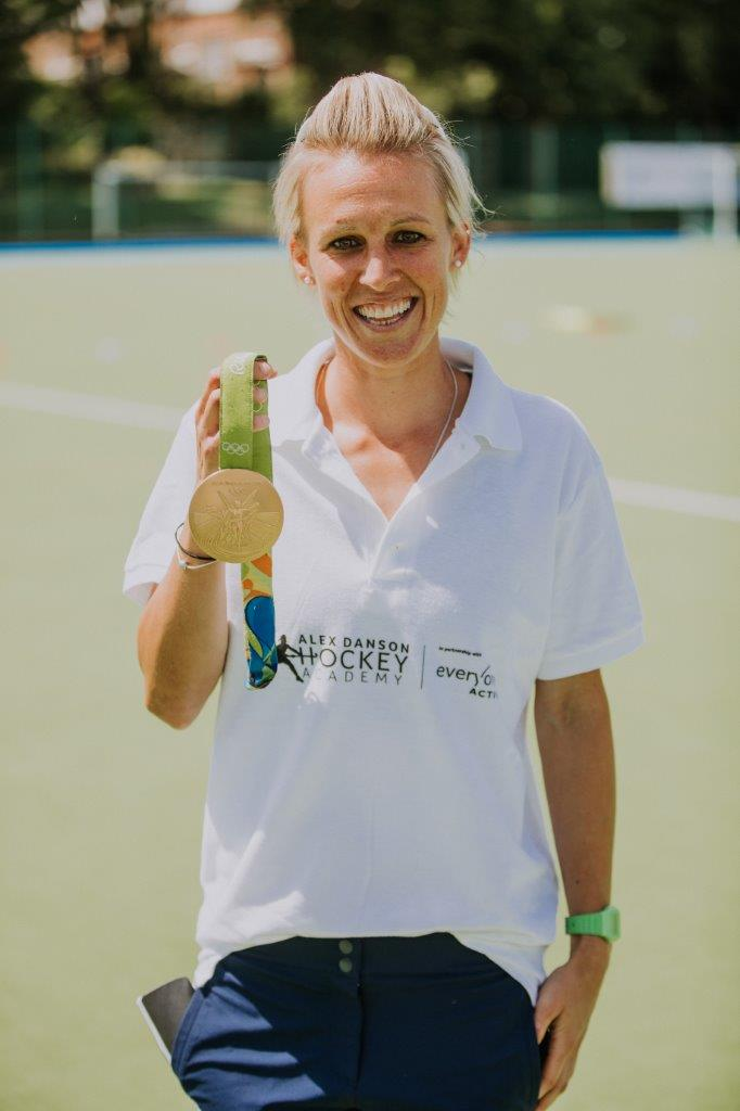 Alex Danson Hockey Academy summer camps on offer at Horfield Leisure Centre this August