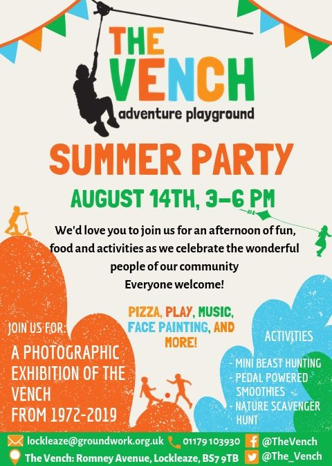 A busy summer at The Vench
