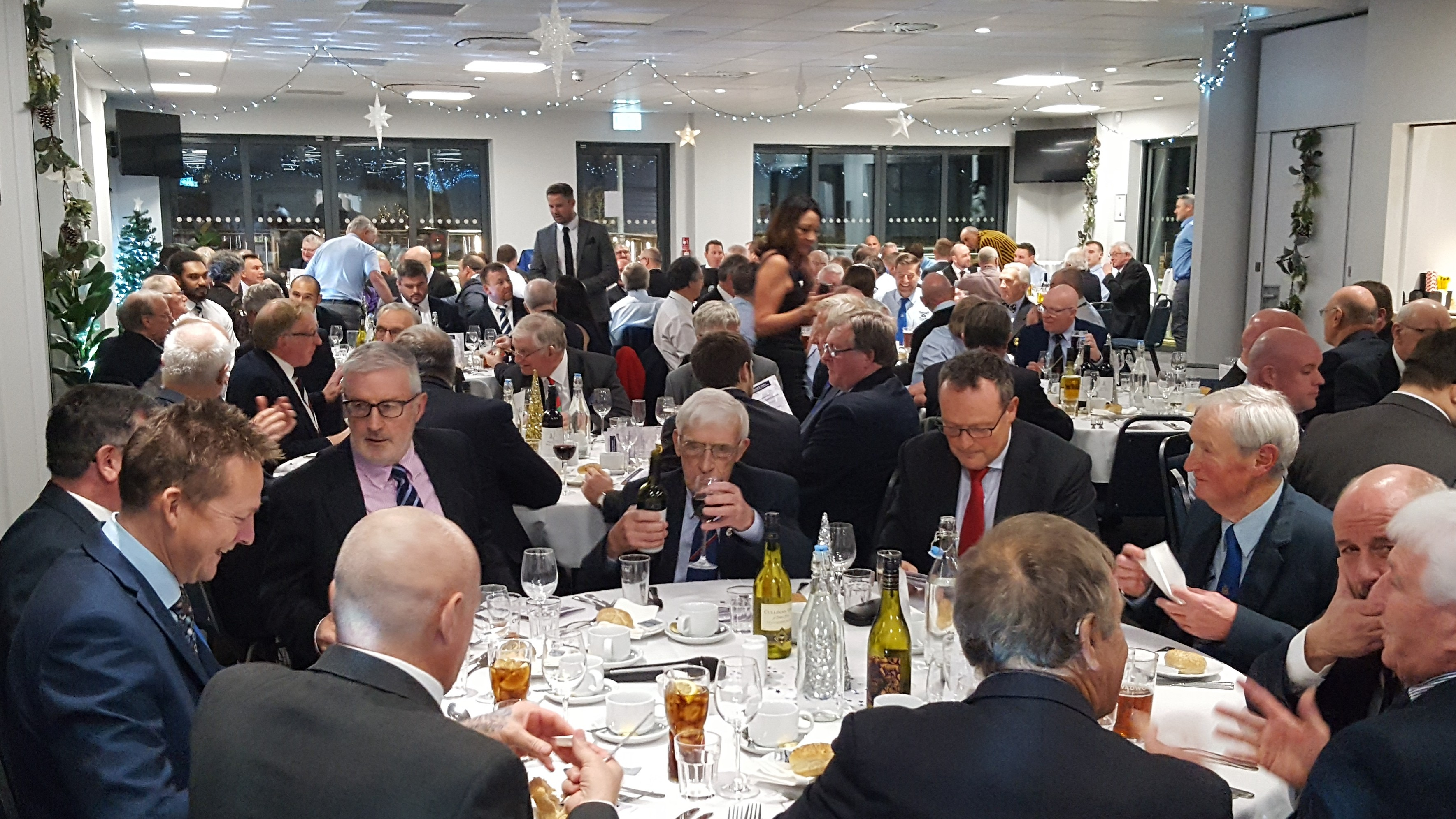 Bristol Combination Rugby hold gala dinner at Lockleaze Sports Centre