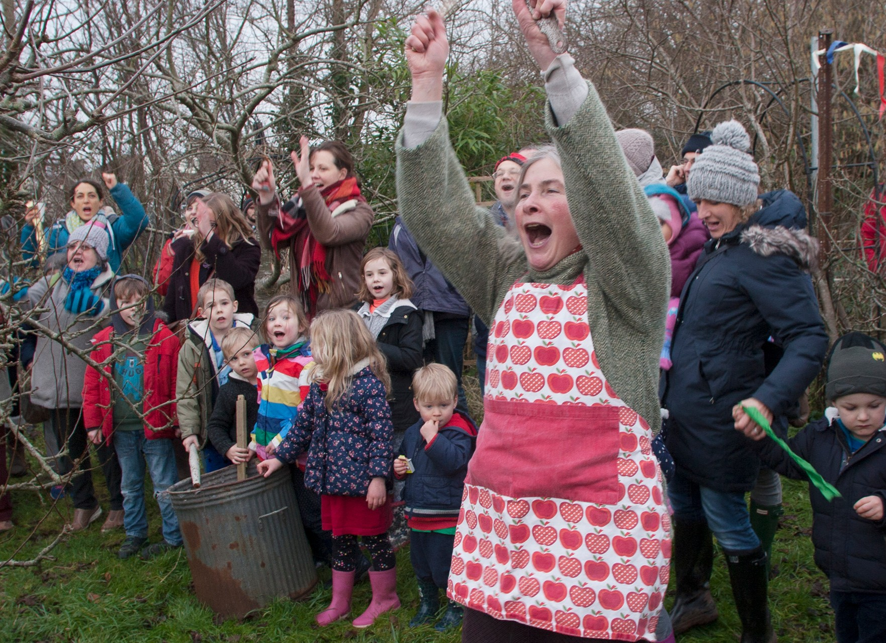 Horfield Organic Community Orchard to hold a Wassail