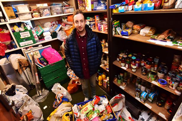 Foodbanks to merge to keep supporting people in crisis