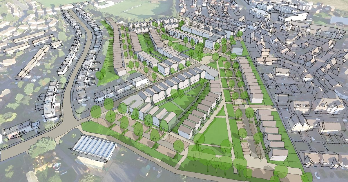 Permission granted for Lockleaze housing developments